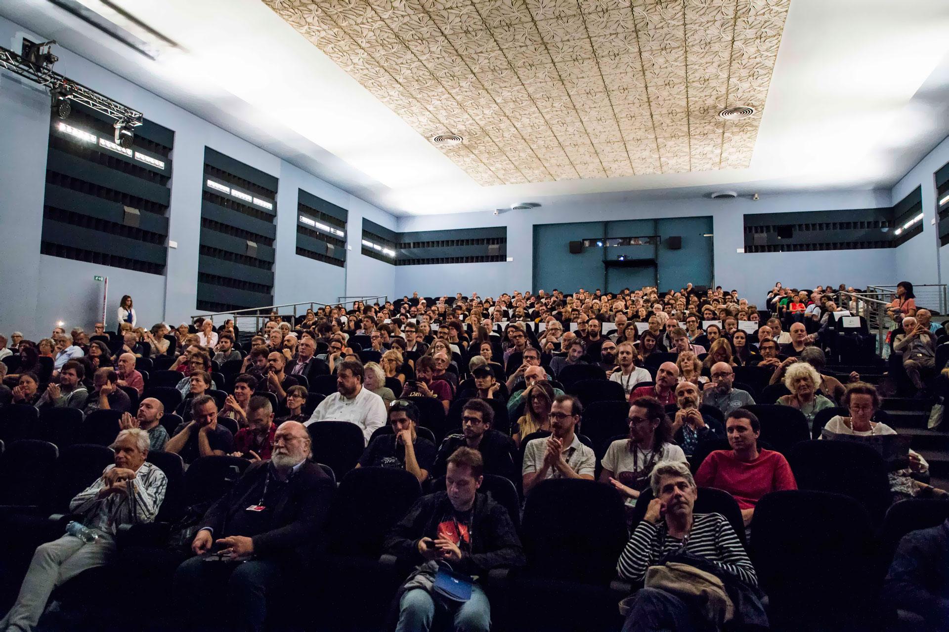 Sala Perla Mostra del Cinema
